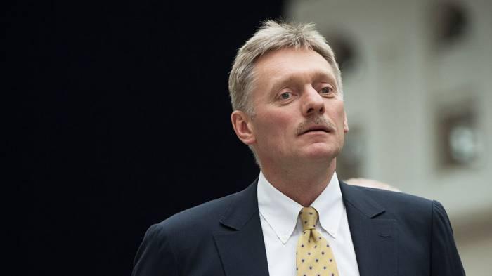Peskov üçüncü ölkələrin Qarabağdakı nizamlanmada iştirakından danışdı