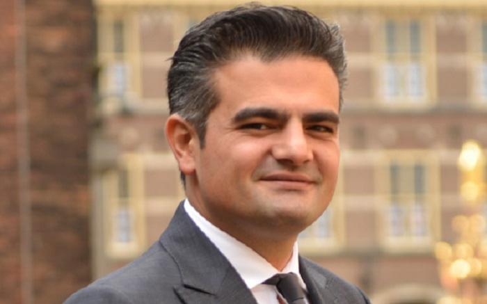 Armenians threaten Dutch MP who says