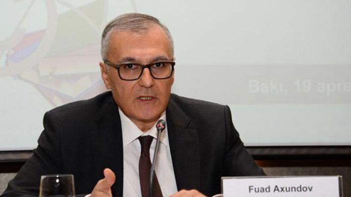فؤاد أخوندوف  : نيكول باشينيان تعقد الوضع