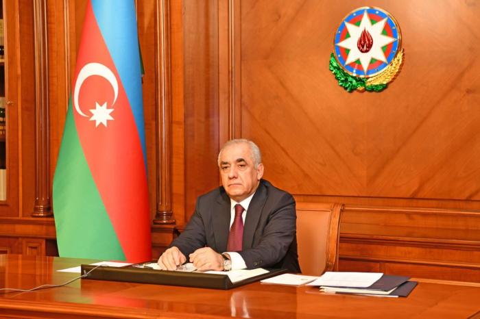 Ali Asadov phones Turkish VP regarding recent earthquake