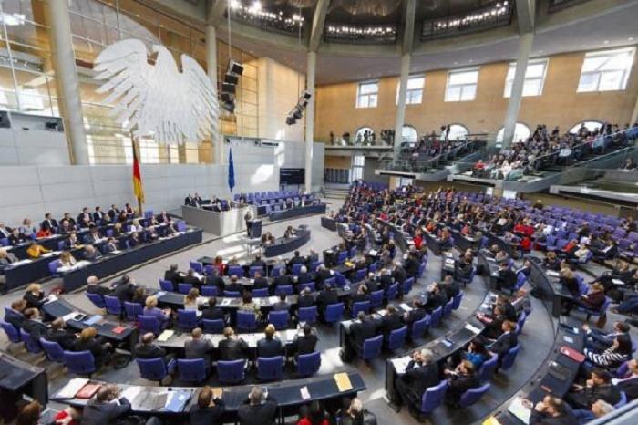 Almaniyalı deputatlar Azərbaycanı dəstəklədi