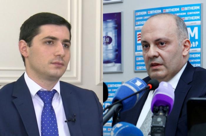 Ermənistan MTX-ya yeni rəhbər təyin edildi