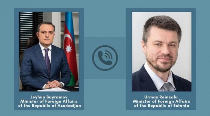 Les ministres des Affaires étrangères ont discuté de la dernière situation dans la région