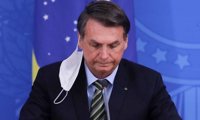 """Braziliya Prezidentindən iddia:  """"Pandemiya başa çatır"""""""