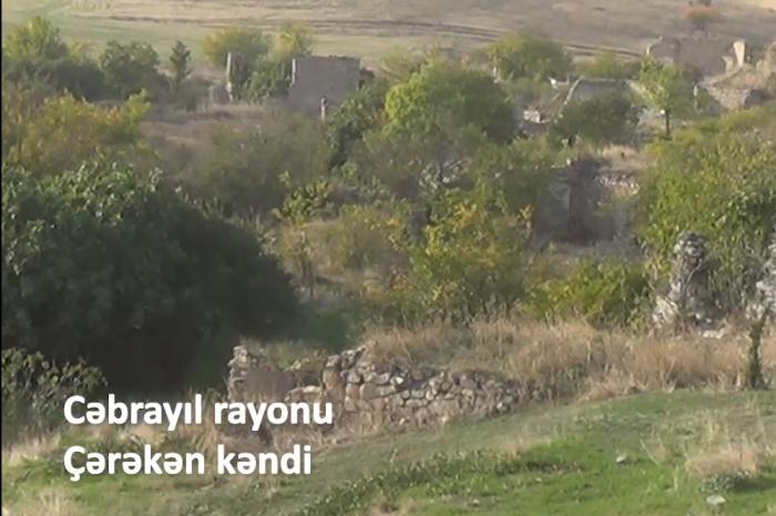 Befreites Dorf Charakan in der Region Dschabrayil-   VIDEO