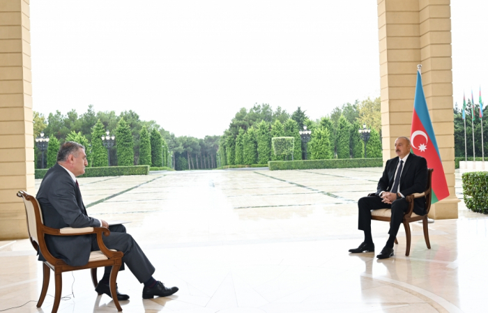 """""""Bizim Ermənistan torpaqlarında gözümüz yoxdur"""" -    Prezident"""