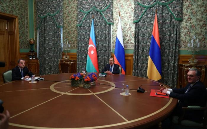 Moskva görüşünün nəticələri açıqlandı -  YENİLƏNİB