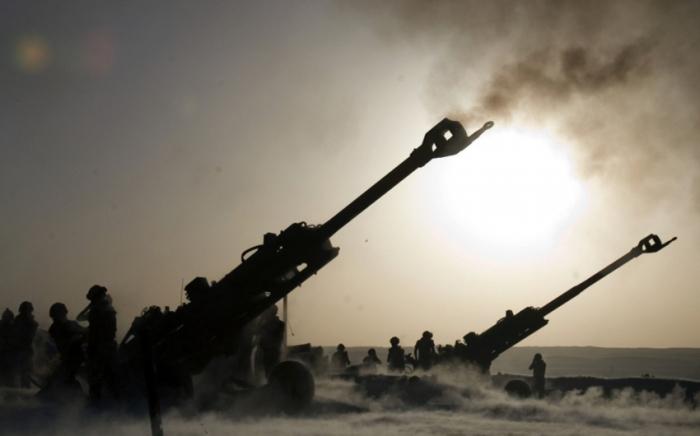 تدمير المعدات العسكرية الأرمنية- فيديو