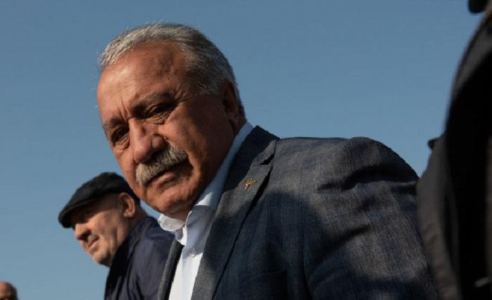Erməni deputat Qarabağda yaralandı