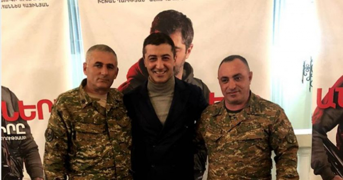 Kommandeur des armenischen Bataillons vermisst, Stabschef verwundet