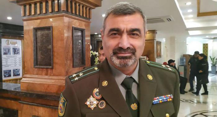 Ermənistanın sərhəd qoşunları komandanı işdən çıxarıldı