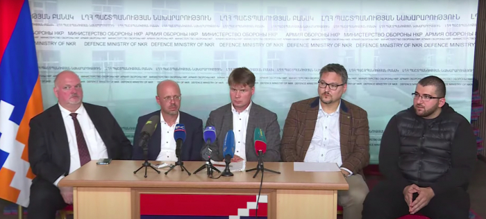 Illegal visit of German MPs to Karabakh: Armenia is committed to the ideology of fascism -  OPINION