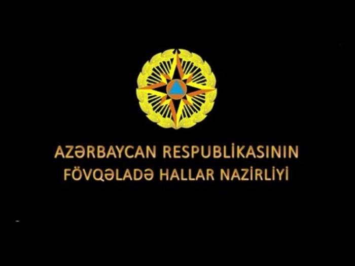 وزارة الطوارئ:  إخماد الحريق في صاحة الغابة الذي سببها الإطلاق الأرمني