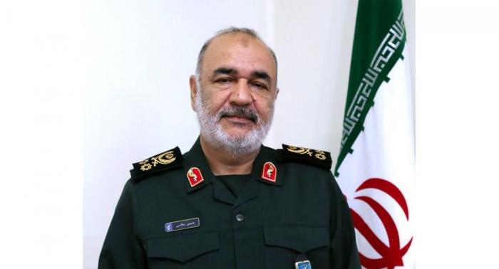 İran generalı  -
