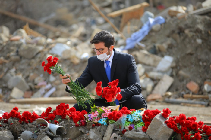 Israeli Ambassador thanked Azerbaijani people