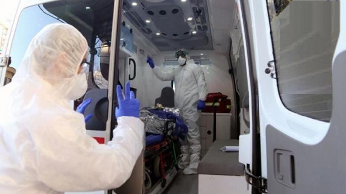 Astarada mağazaya gedən koronavirus xəstəsi saxlanıldı