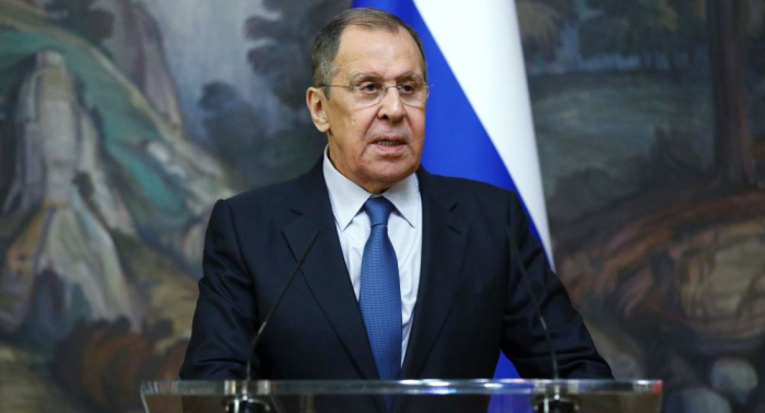 """""""We will actively participate in the settlement of the conflict""""- Russian FM"""