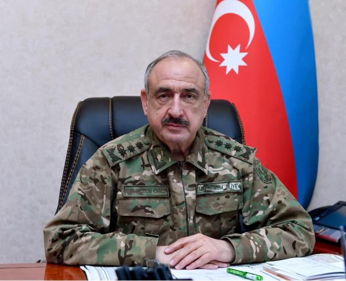 """""""Ali Baş Komandan tarixi ədaləti uğurla və qətiyyətlə bərpa edir"""" -    Məhərrəm Əliyev"""