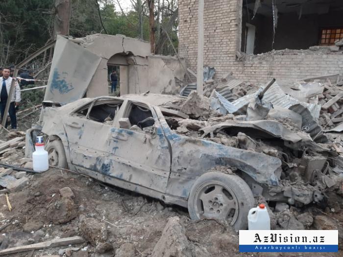Armenisches Verbrechen gegen Zivilisten -  Neue Statistik