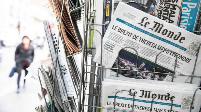 """""""Le Monde"""" olayı  - Azərbaycan cavabdeh deyil"""