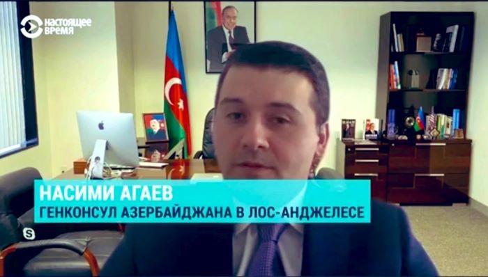Ermənistanın təxribatları ABŞ mediasında -  VİDEO