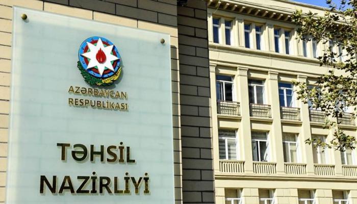 Cəbrayılın təhsil statistikası açıqlandı