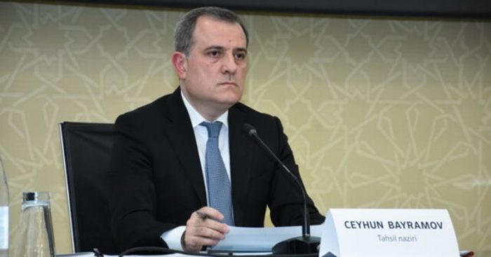 Azerbaijan will do its utmost for those responsible for war crimes to be brought to justice - Azerbaijan FM
