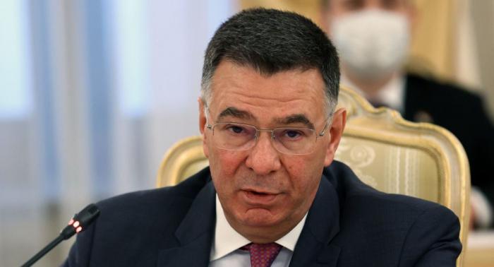 """Russisches Außenministerium:   """"Konflikt hat sich nicht auf das Gebiet Armeniens ausgeweitet"""""""