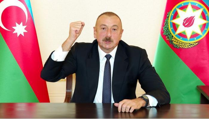 """""""Baxsınlar Ermənistana, orada nə qədər əcnəbi terrorçular var"""" -    İlham Əliyev"""