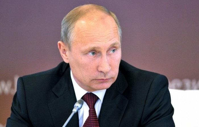 """""""Hərbi əməliyyatlar Ermənistan ərazisində aparılmır"""" -  Putin"""