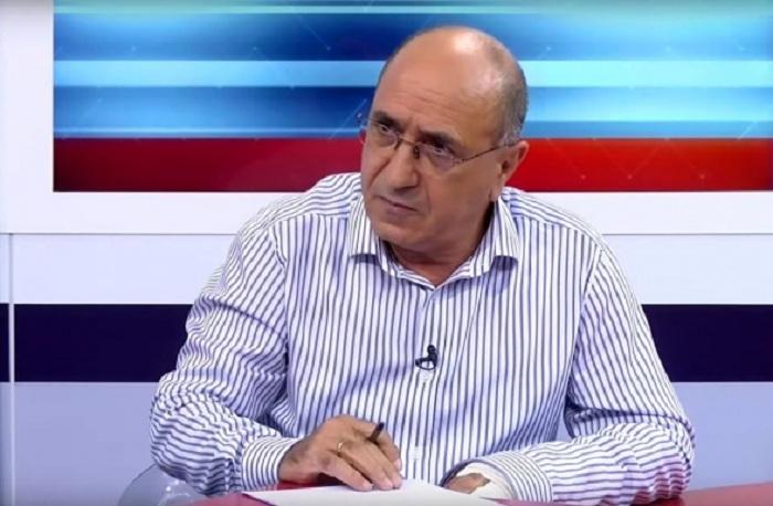 """""""Akopyan cəbhəyə getməklə özünü reklam edir"""" -  Erməni siyasətçi"""