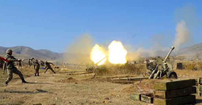 Versuche des Armeniens, unsere Einheiten anzugreifen, wurden verhindert