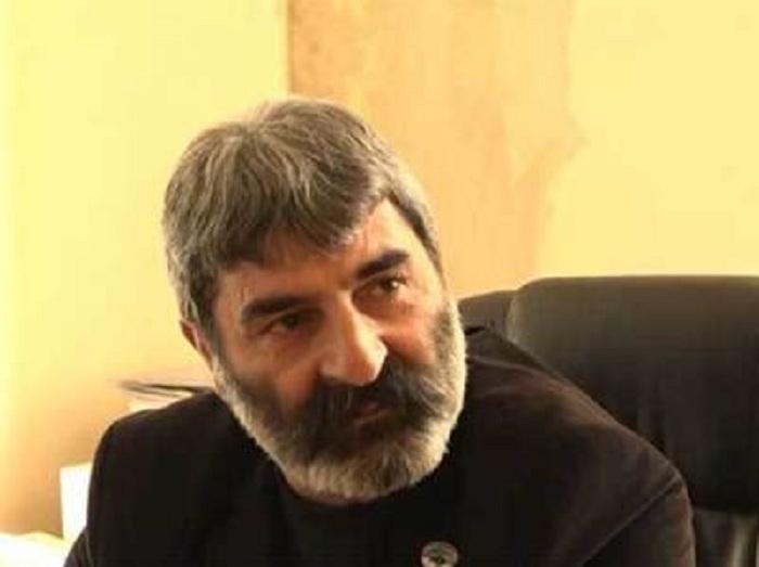 Keçmiş erməni deputat Qarabağda yaralandı,  oğlu məhv edildi