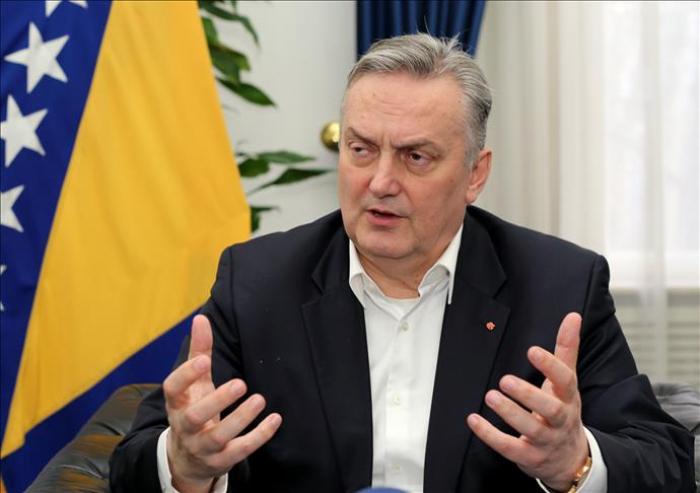 Regardless of UN Security Council resolutions civilians are getting shelled and killed in Ganja - Zlatko Lagumdžija