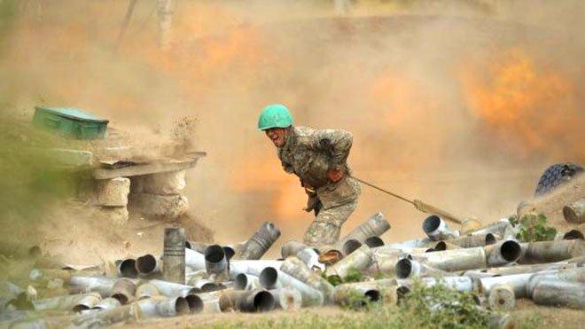 Syrische Organisation hat bestätigt, dass die Kämpfer nach Armenien gebracht wurden