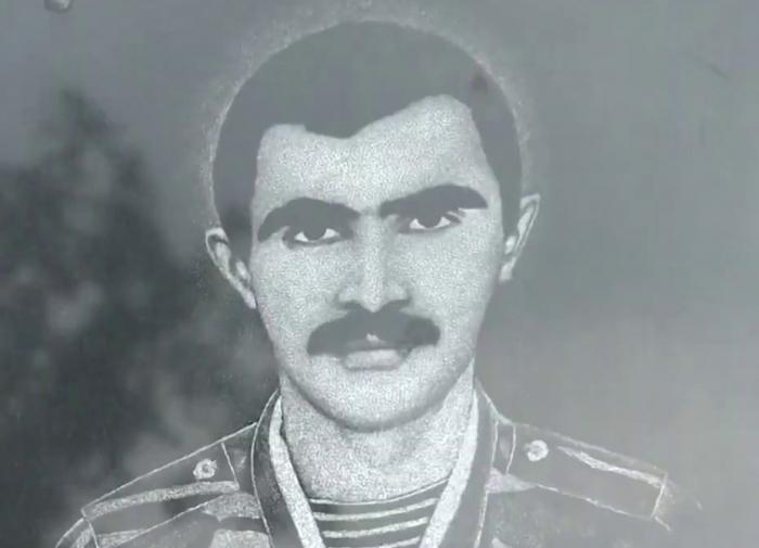 """Milli Qəhrəmanın oğlu:  """"Arzum atamın qisasını almaq idi"""""""