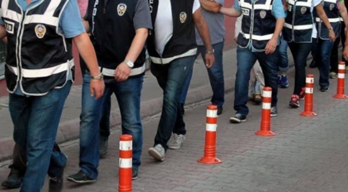 Türkiyədə 44 hərbçi saxlanıldı