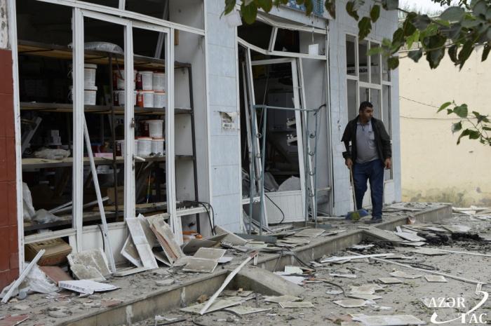 Beyləqanda erməni vəhşiliyi -  FOTOLAR