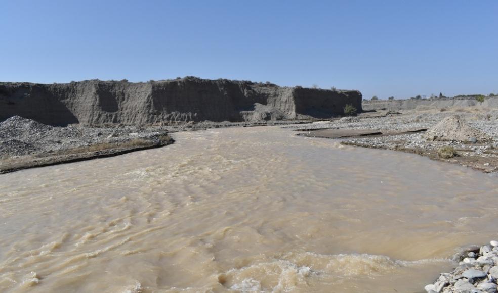 3 rayonun suya qovuşması:  Ekoloji tarazlıq bərpa edilir