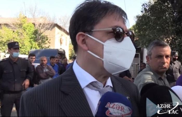 """""""Təəssüf ki, atəşkəsə riayət olunmadı"""" -    Braziliya səfiri"""