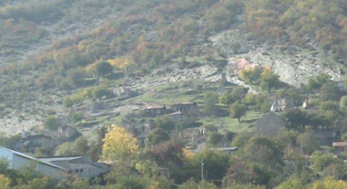 Liberated Tug village of Khojavend region -   VIDEO