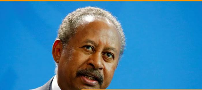 """حمدوك يكشف عن موعد رفع اسم السودان من """"قائمة الإرهاب"""""""