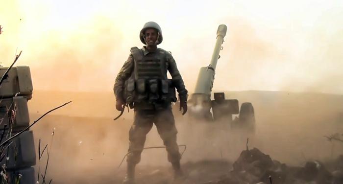 Meet artillerymen of Azerbaijan Army who inflict strikes at Armenia's points -  VIDEO