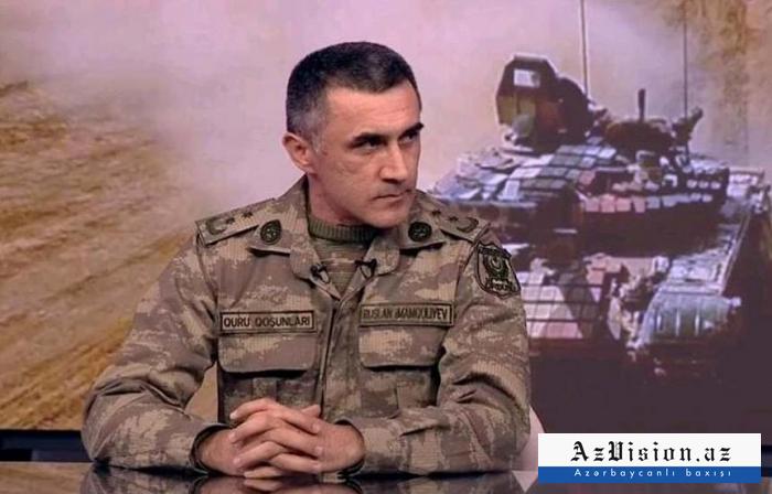 """""""Kapitulyasiya Ermənistan üçün yeganə çıxış yolu idi"""" -  Hərbi ekspert"""