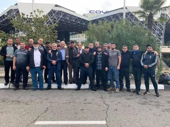 Armenia recruits mercenaries from Abkhazia for military operations in Nagorno-Karabakh