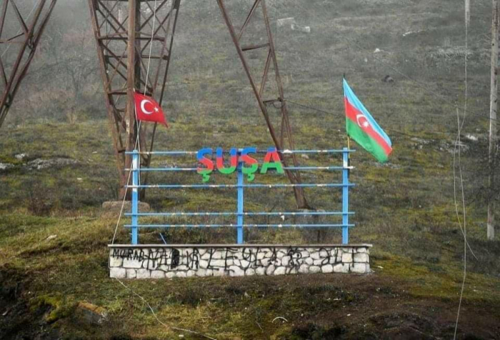 Sights and landmarks in Shusha -  VIDEO