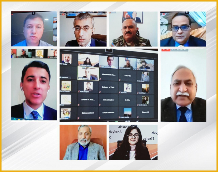 ADA and CGSS hold online conference on Nagorno Karabakh conflict