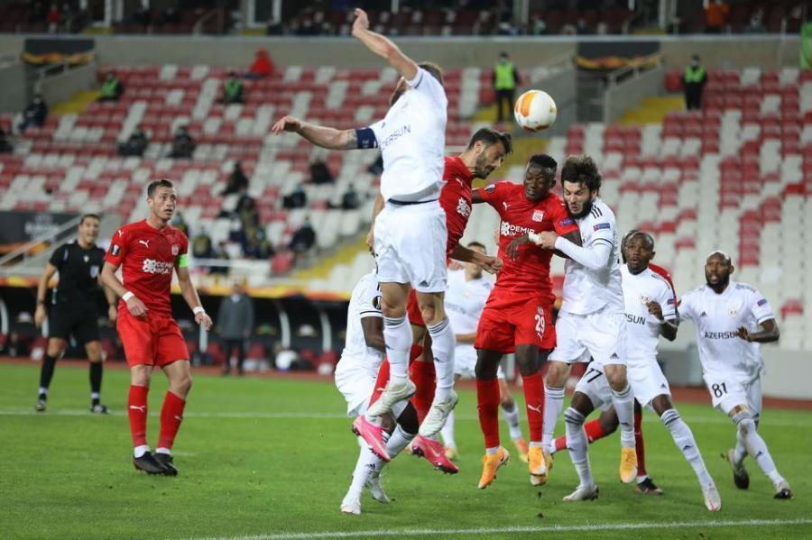 """""""Qarabağ"""" yenə """"Sivasspor""""a məğlub oldu"""