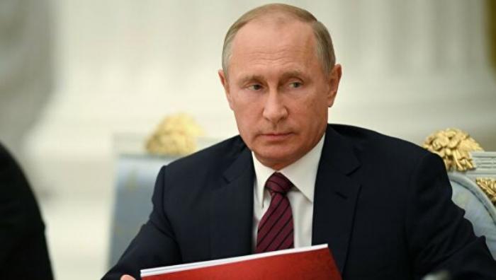 """""""Razılaşmanı mən, Əliyev və Paşinyan hazırladıq"""" -  Putin"""