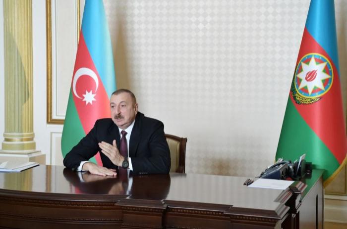 """İlham Əliyev:  """"Ermənistan böyük səhv edir"""""""